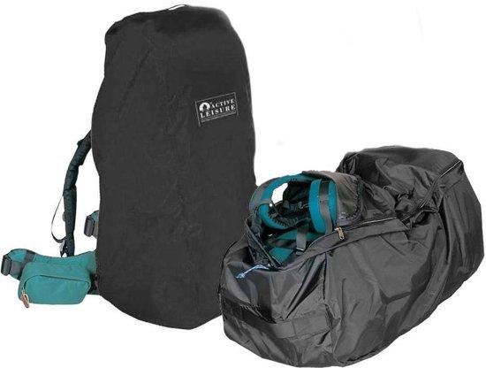 Een flightbag kopen voor je backpack