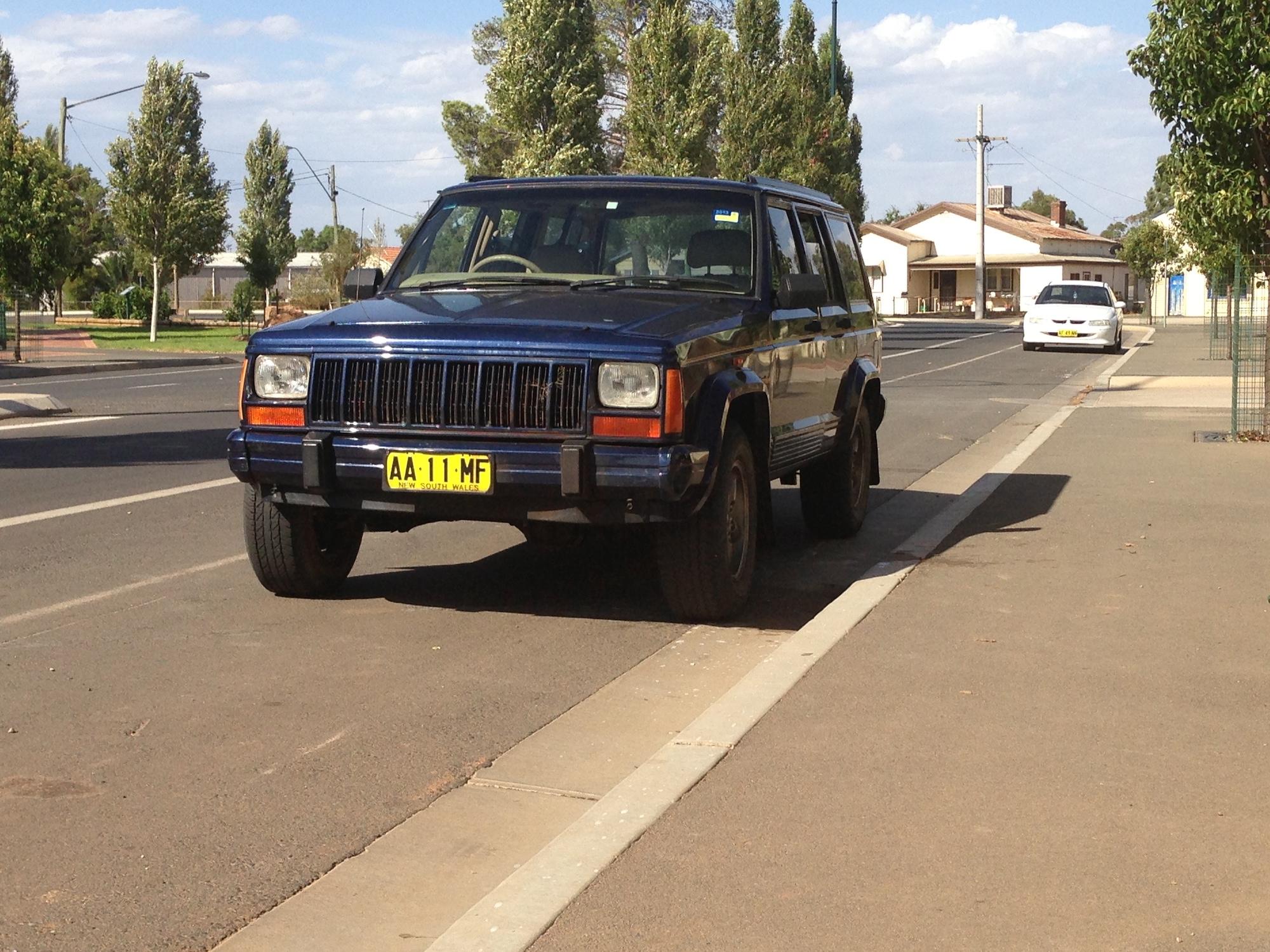 eerste auto in australië